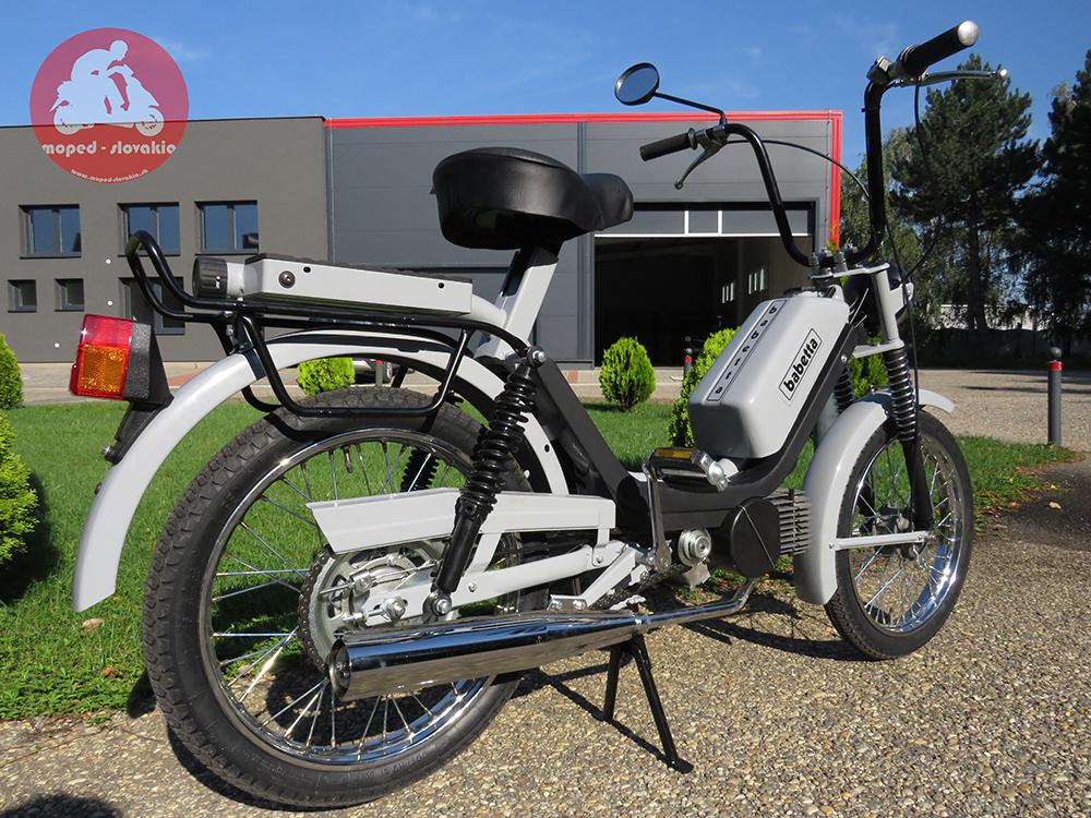 babetta moped slovakia